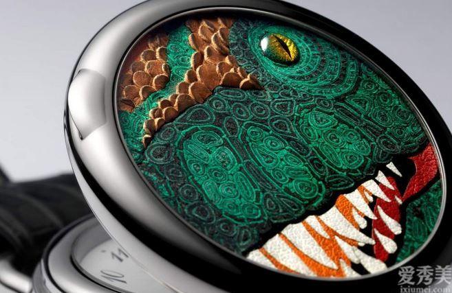 hermes從真絲圍巾到手表表殼表帶的清雅