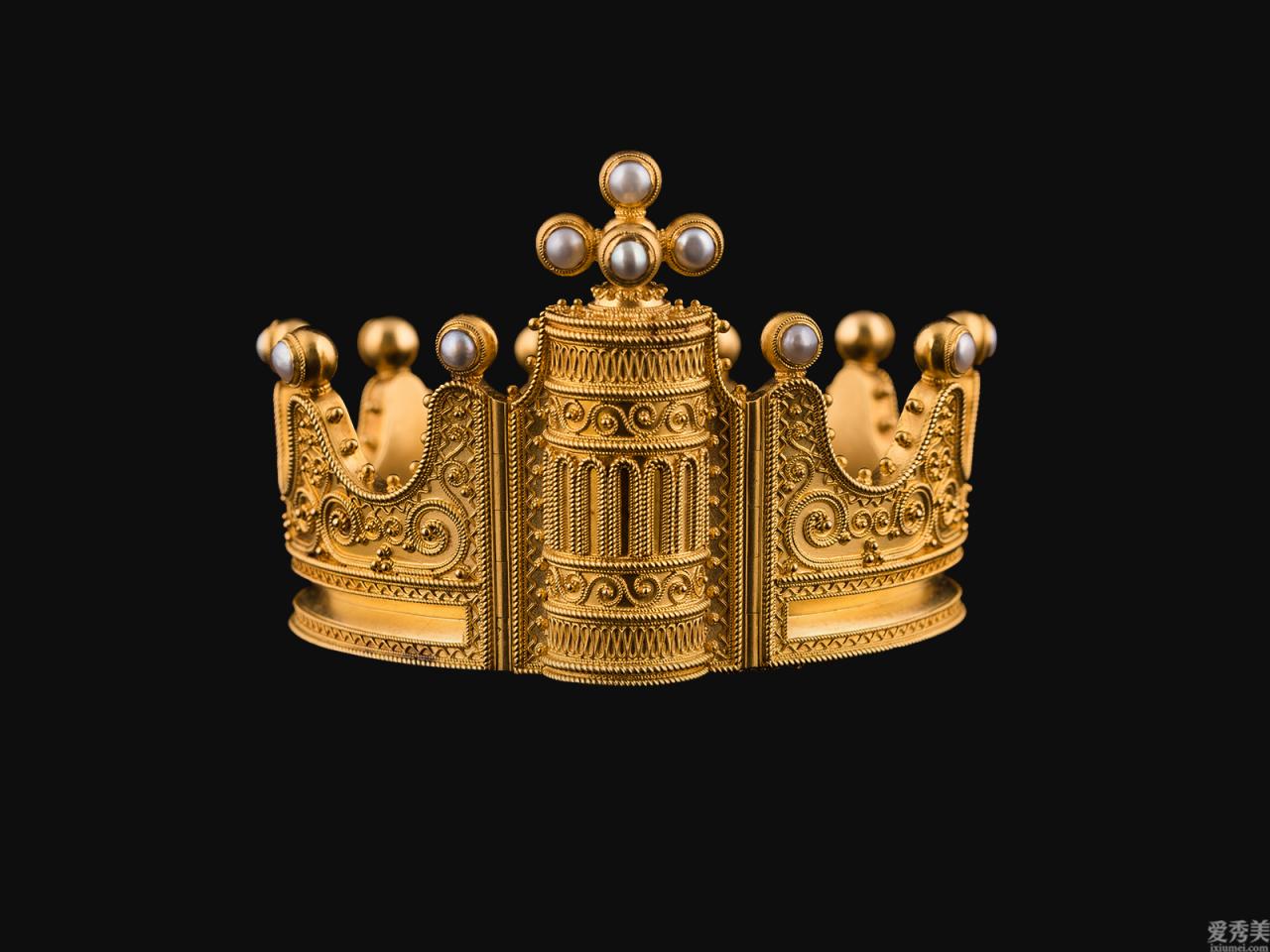 歐洲宮廷珠寶系列產品之「五」覺醒