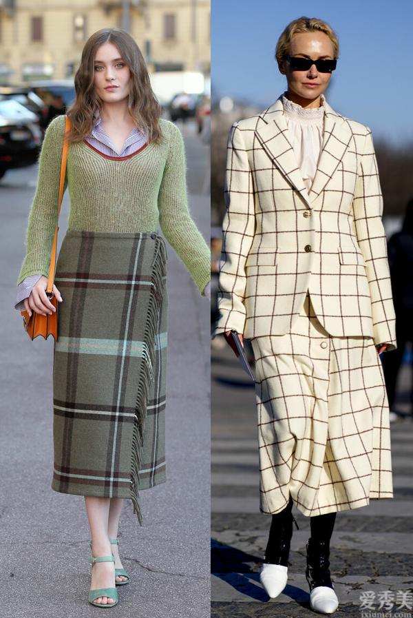 為何冬季不能穿裙,毛呢半身長裙好搭還高級,穿上比牛仔褲子子還溫暖