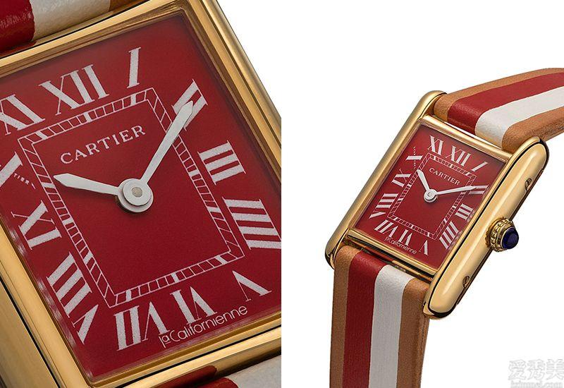 卡地亞手表的復古傳奇歷史