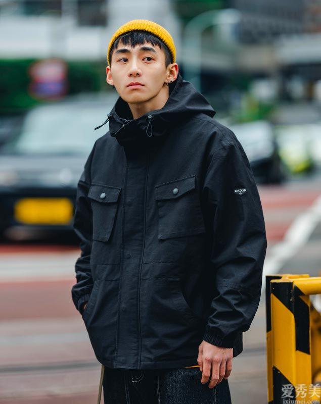 今年冬季適合年輕男生穿搭的5款街頭潮流趨勢工裝夾克產品造型