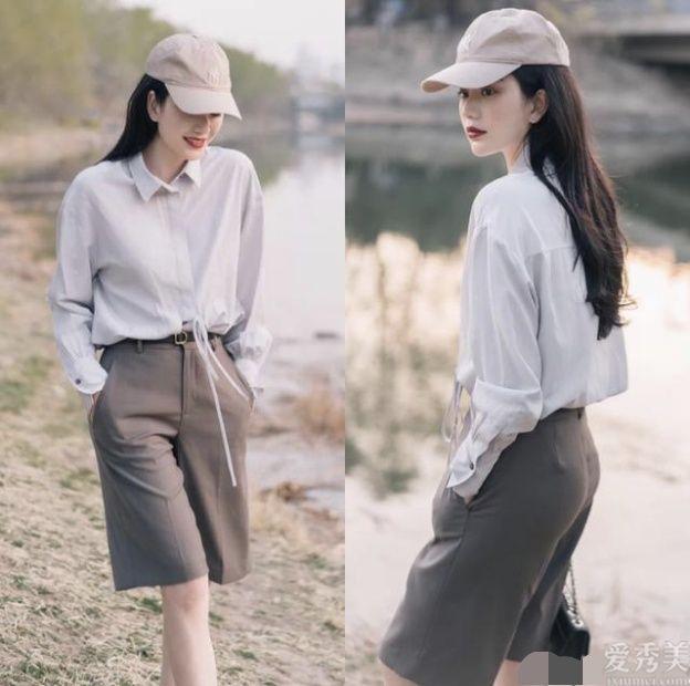 工薪階層別再襯衫+黑西裝褲,顯老又土!這名時尚達人的氣場穿衣搭配,超功能強大