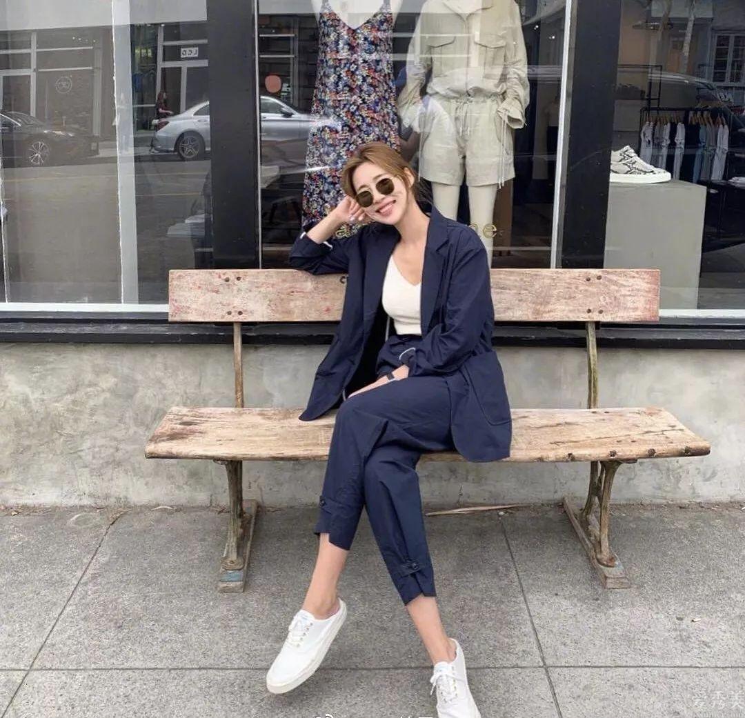 合適40歲女人穿的4雙秋天鞋,平時不容易搭配的,能夠相一致著穿