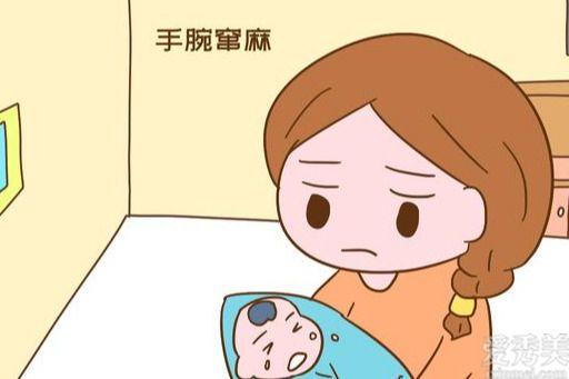 """出月子後,寶媽們很逃不出出那般的""""病苦"""",一樣不占的恭喜瞭"""