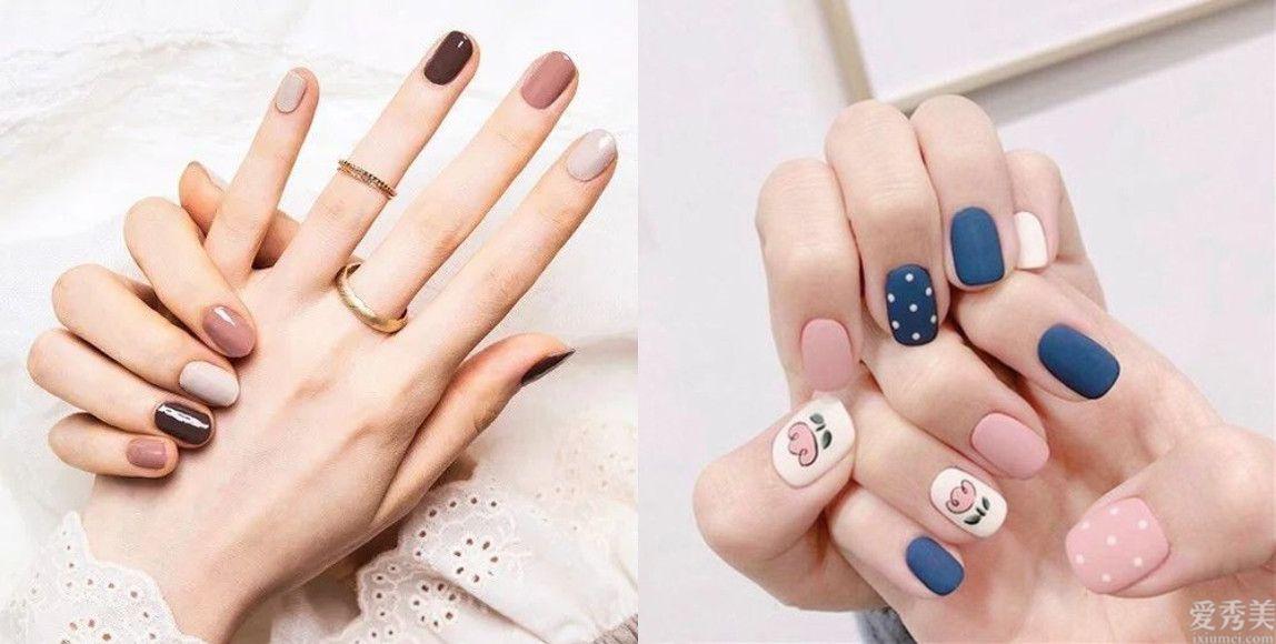 跟Pantone時尚元素挑選冬季指甲彩繪!琥鉑光、青綠轉換心態