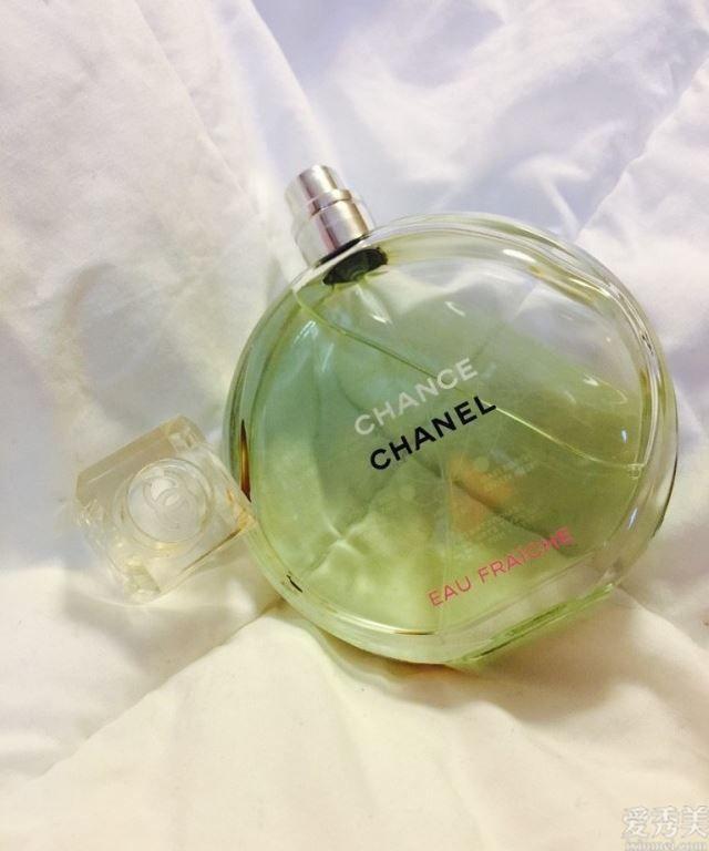 chanel綠邂逅邂逅清新初入職場嫻淑女性香水極力推薦