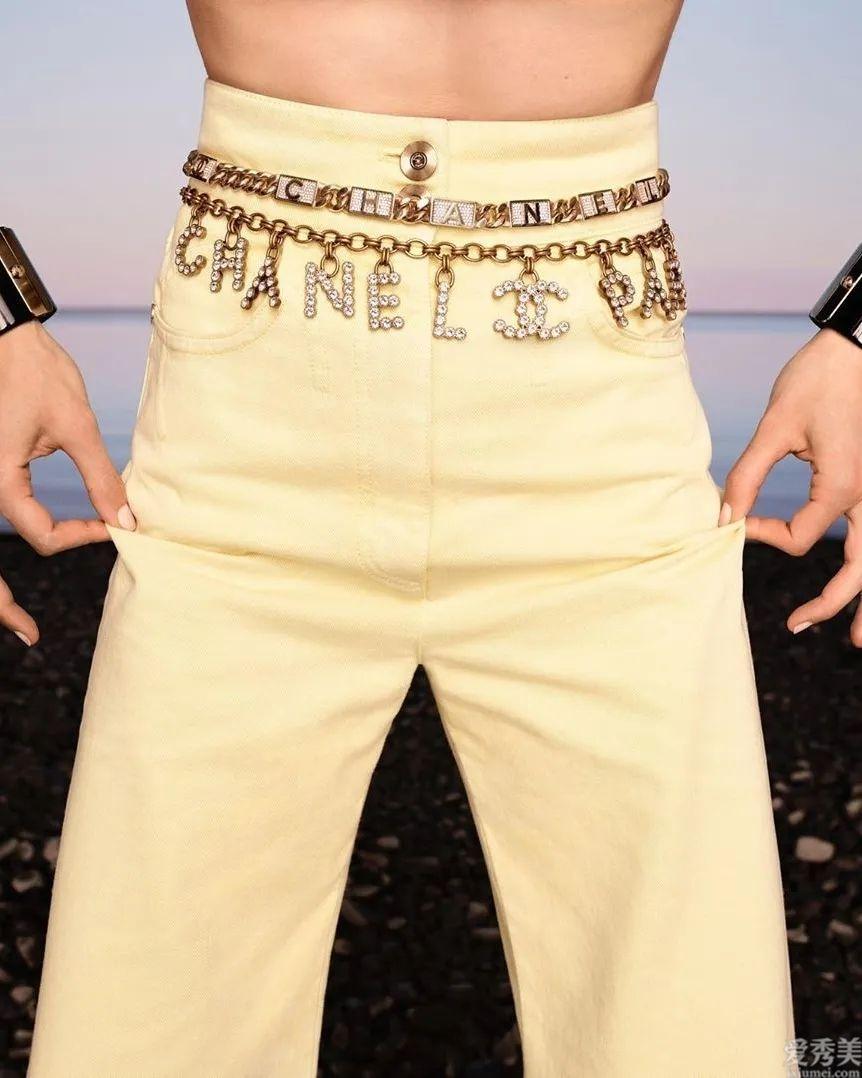 關鍵環節在於時尚,這類爆紅裝飾品,讓你時髦得更多方位
