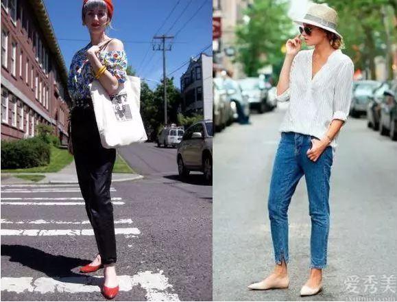 """個子矮又反感高跟鞋子?穿對3種""""平底鞋"""",顯高還不累腳"""