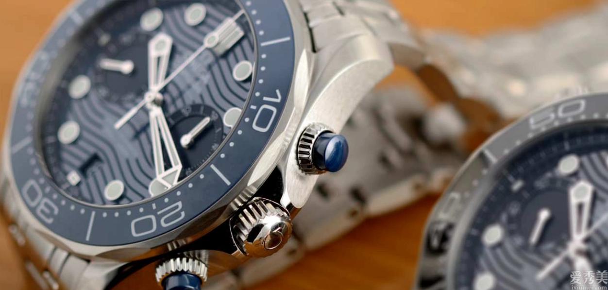 歐米茄手表SeamasterDiver300M計時表