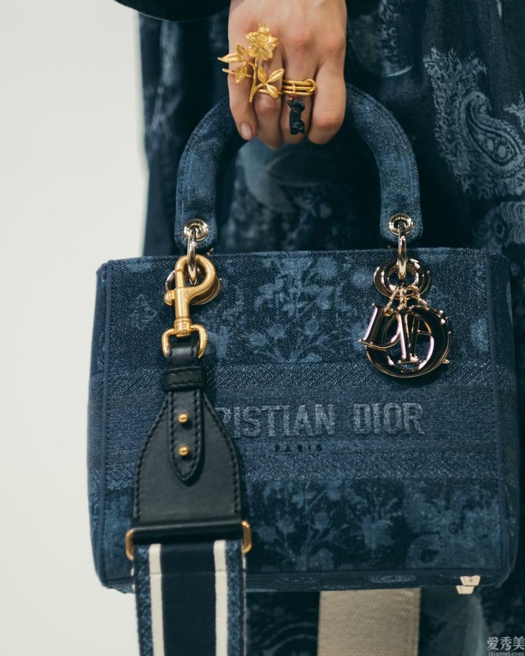 迪奧Dior2021夏秋季系包袋一覽