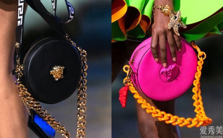 2021春夏季馬德裡時裝展|華倫天奴、Prada等新款手袋