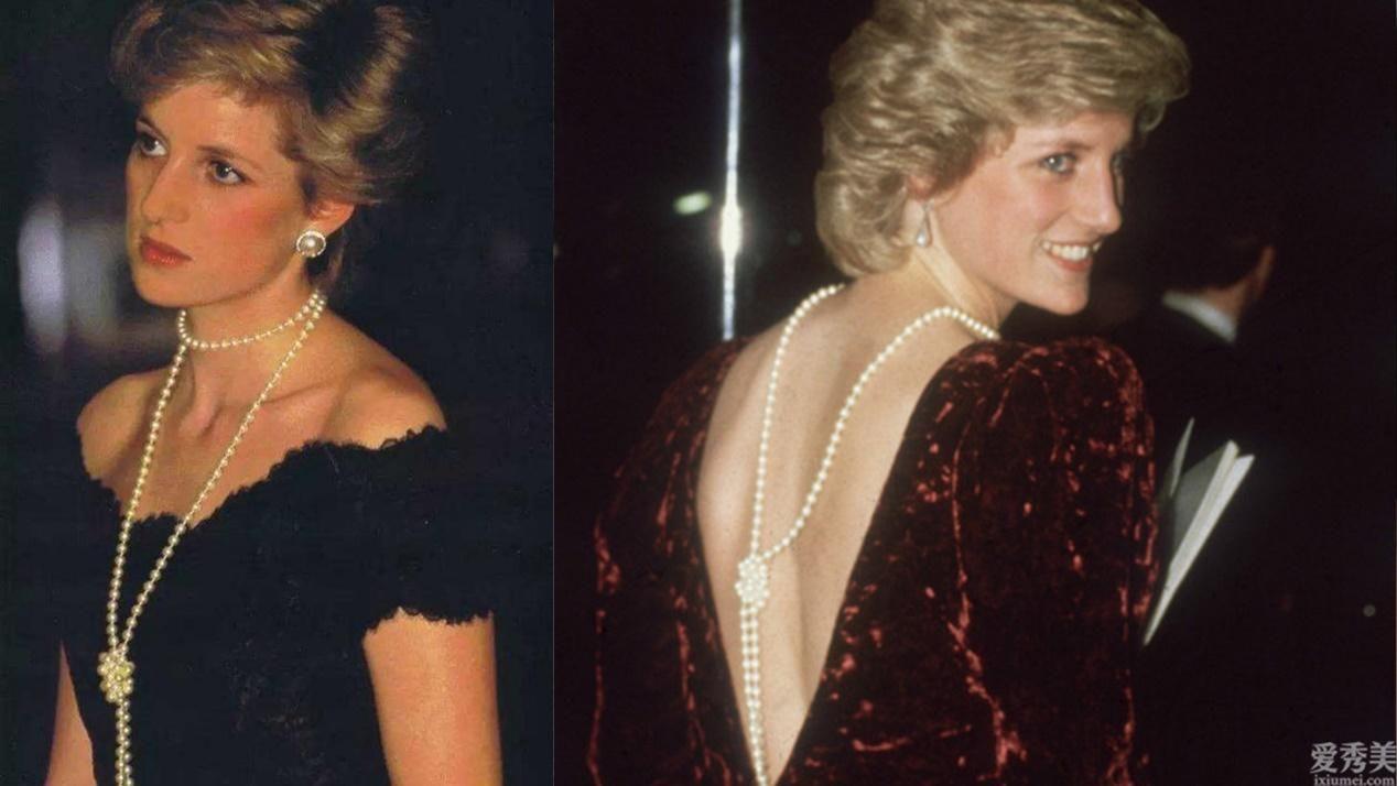 如何搭配珍珠首飾——來和戴安娜王妃、chanel取西天取經