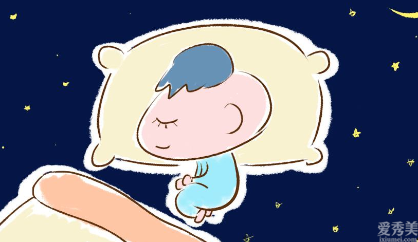 """寶寶在這兒2個""""黃金時間""""入眠,不但頭部生長發育好,還很容易個子高"""