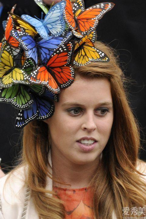 """英國王室的女性們美""""帽""""匯聚但這15頂帽子才算作最好的"""