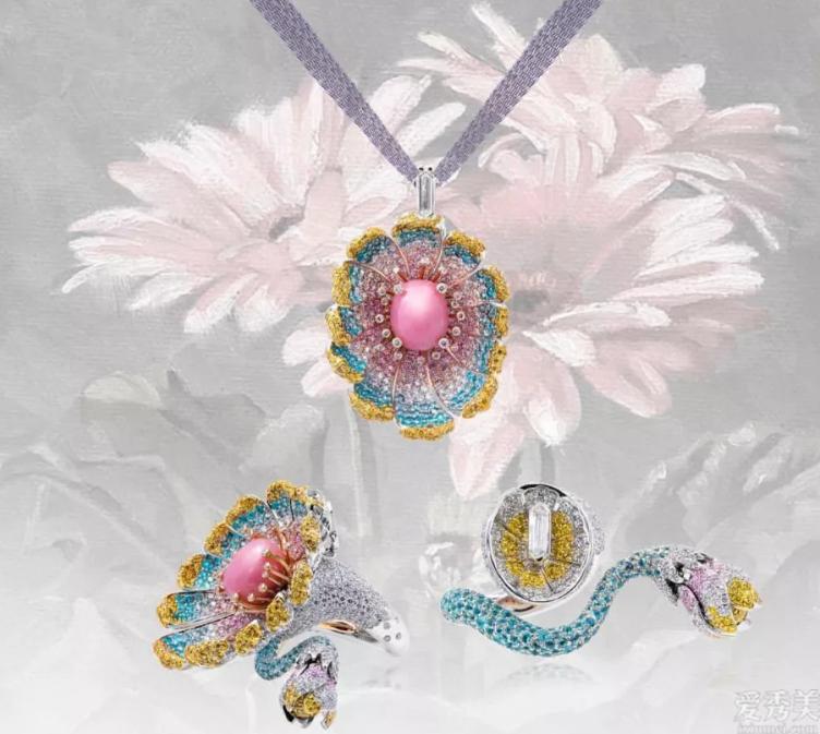 珠寶設計師阿萊奧利夫,為珠寶飾品導入瞭不一樣的性命,每一件經典著作暗藏殺機