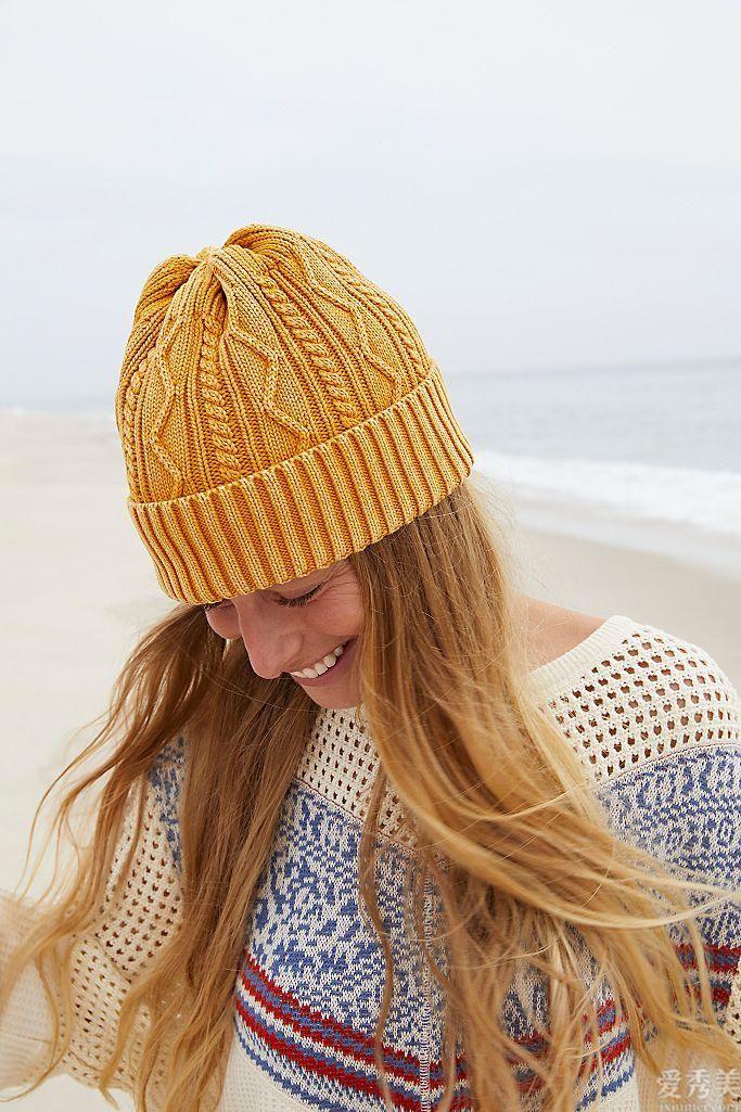 冬天凹造型,弄不懂帽子雜耍可不大好