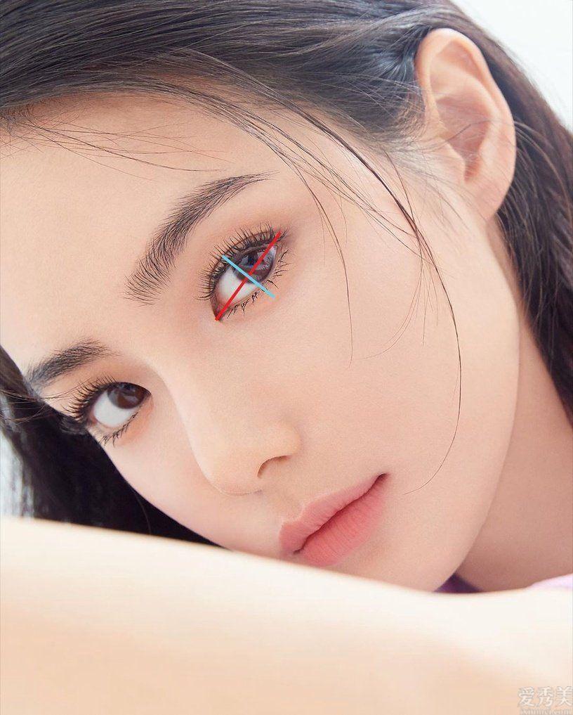 3步驟辨別本身眼型,根據眼型畫眼妝,增大眼睛更美麗大方