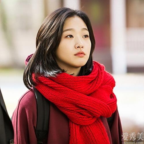 一條圍巾的6種戴法,潮流趨勢又好搭,處理庸俗變為韓劇女主角