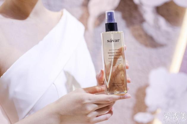新西蘭天然美學品牌Savar亮相進博會,為國人來帶天然護膚哲學