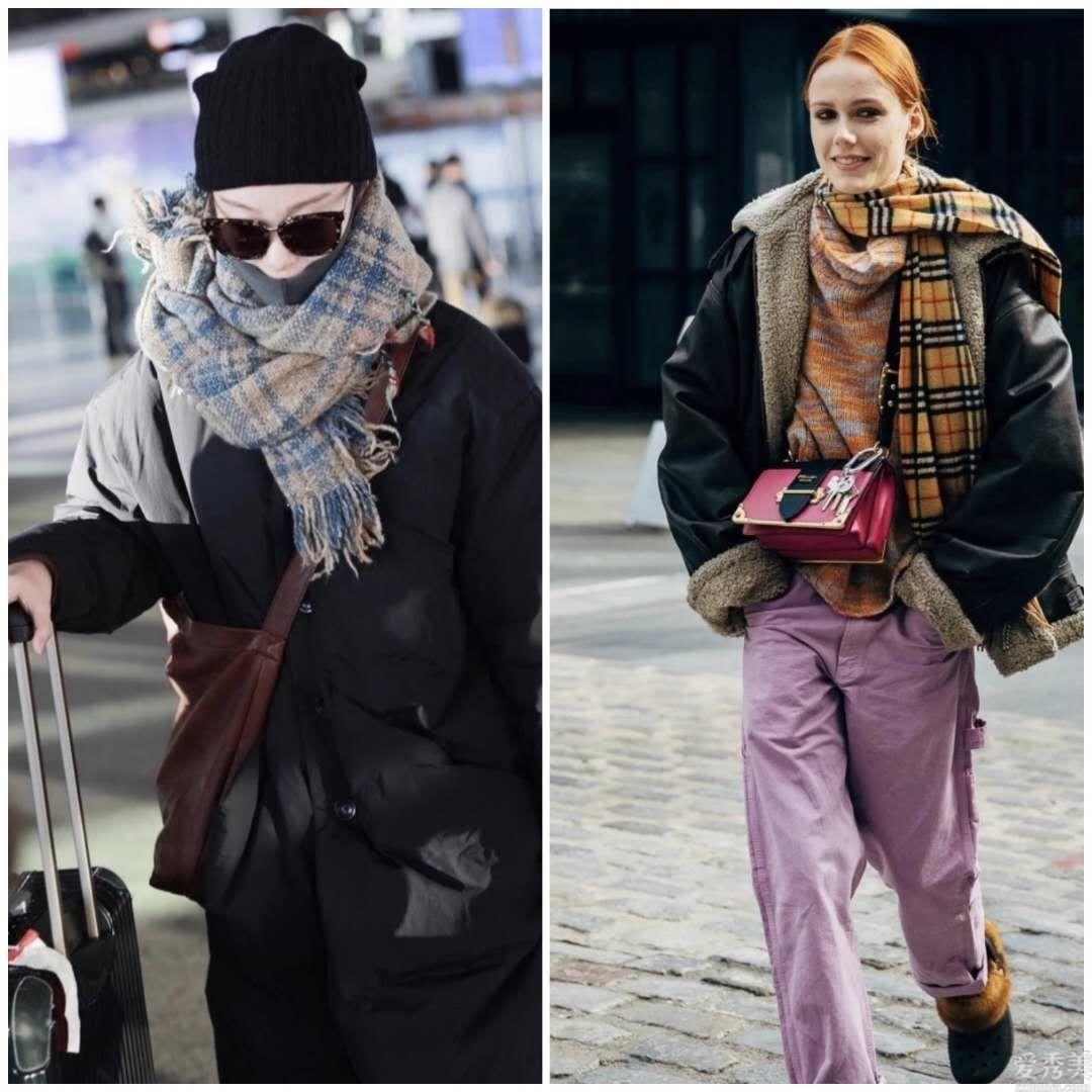 濃濃全是高級感!冬天就選這種飾品,秒變潮流趨勢高級的美女時尚