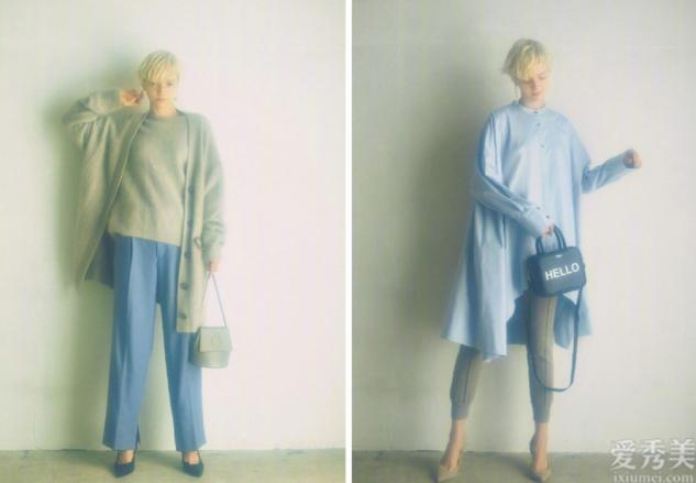 """簡單功能強大的日本""""冬季色調""""方法,這類清雅色彩的衣服,建議收藏"""