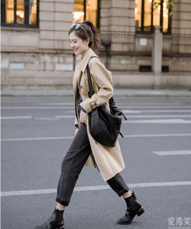 """冬季穿裸靴,就用這4個搭配設計構思,把它""""顯瘦顯瘦""""的特性穿上去"""
