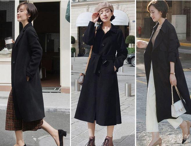 冬季顯瘦穿衣打扮秘籍,4個聰明伶俐的配搭方式,教你穿出清雅時尚潮流風韻