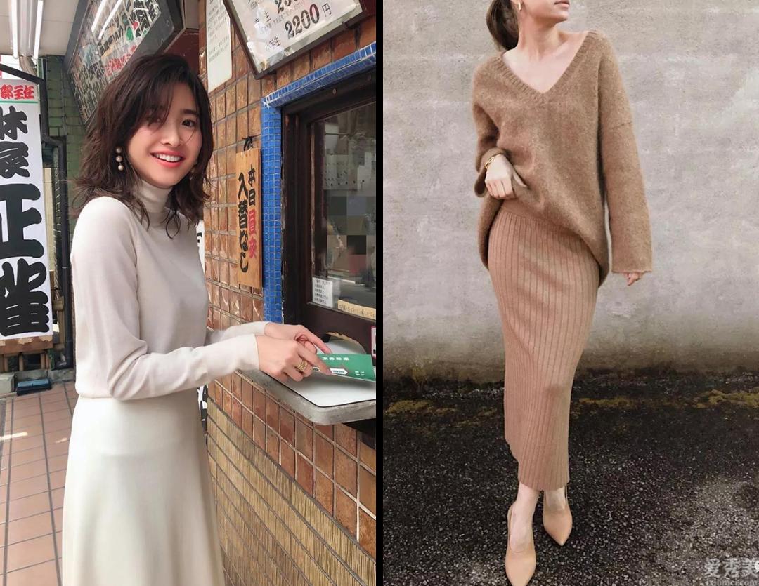 今年冬季,這4條裙子正流行,潮流趨勢氣質又高大上