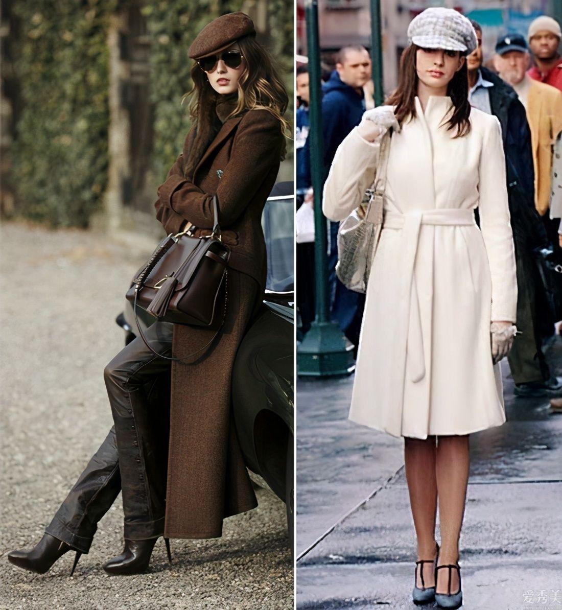 冬季時尚款式;如何搭配帽子