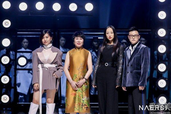 致敬獨立自信的女性 - NAERSI徐志東獲2020年度中國十佳時裝設計師