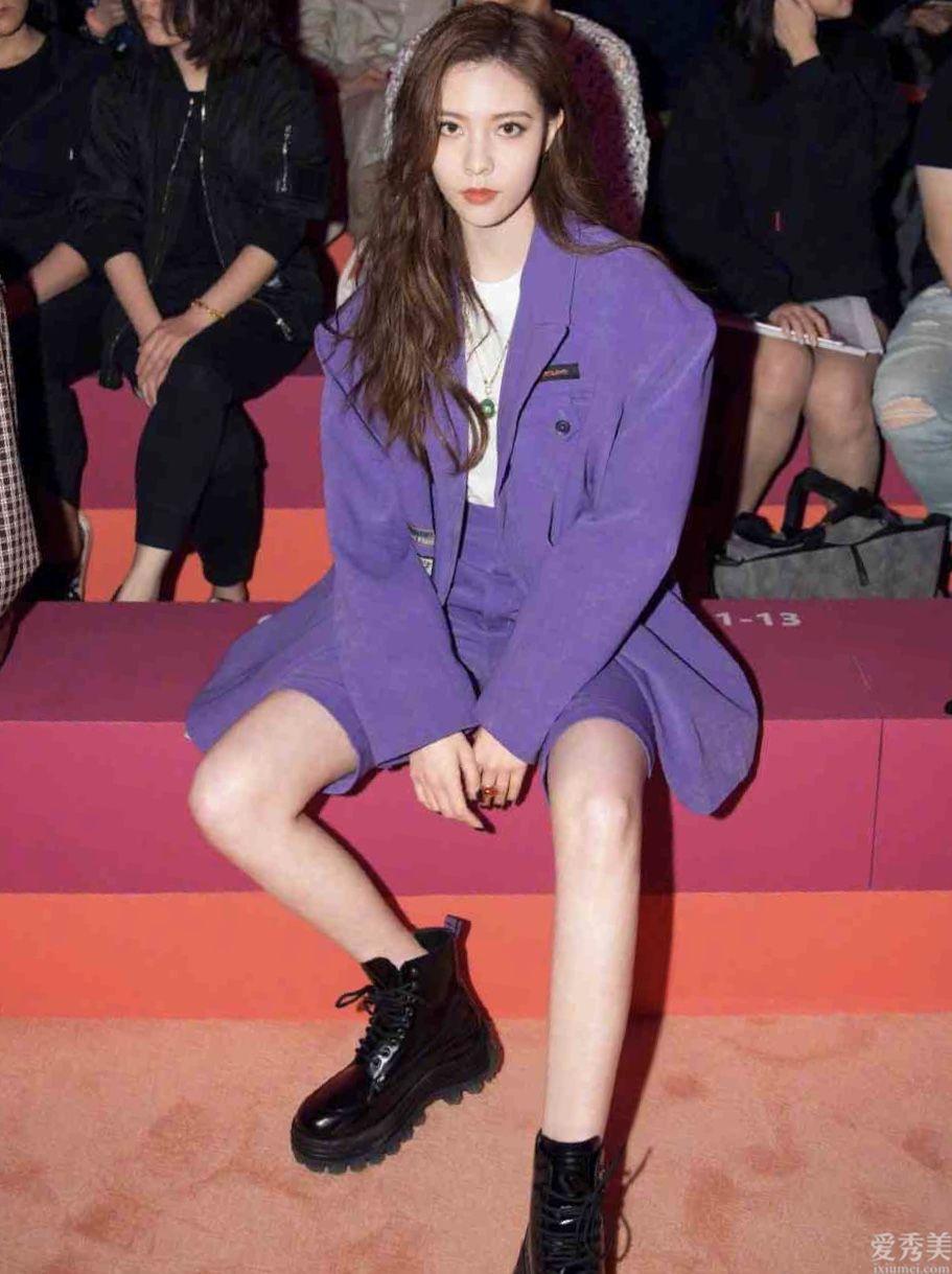溫柔清雅香芋紫,浪漫神秘羅蘭紫,紫色搭配讓你與眾不同
