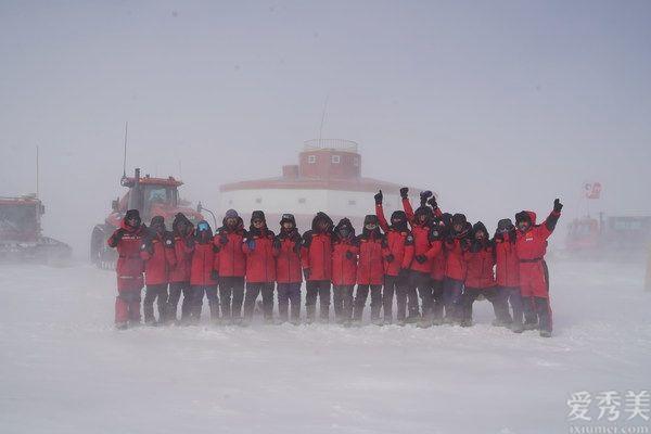 探索不止,波司登聯合中國南極科考隊推出專業保暖系列
