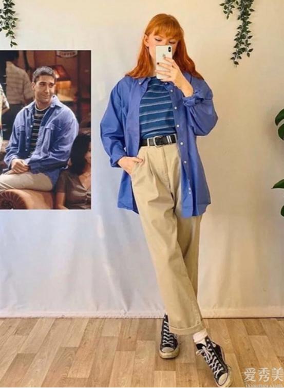 """不太懂衣著打扮的女孩兒,建議試一下這類""""復古風""""公式,能提升你的造型"""