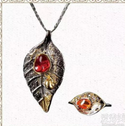 並不一定天然珍珠全是圓的,個性化展現本身的異型,惟妙惟肖的設計方案更受親睞