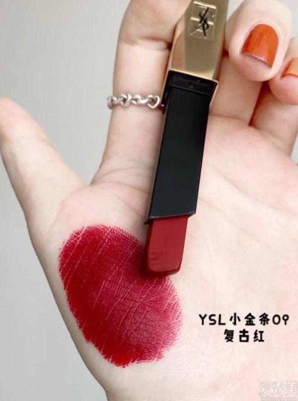 YSL口紅合集,爛番茄更顯嫩白透,酒漬紅高級,鐵銹紅適合冬季