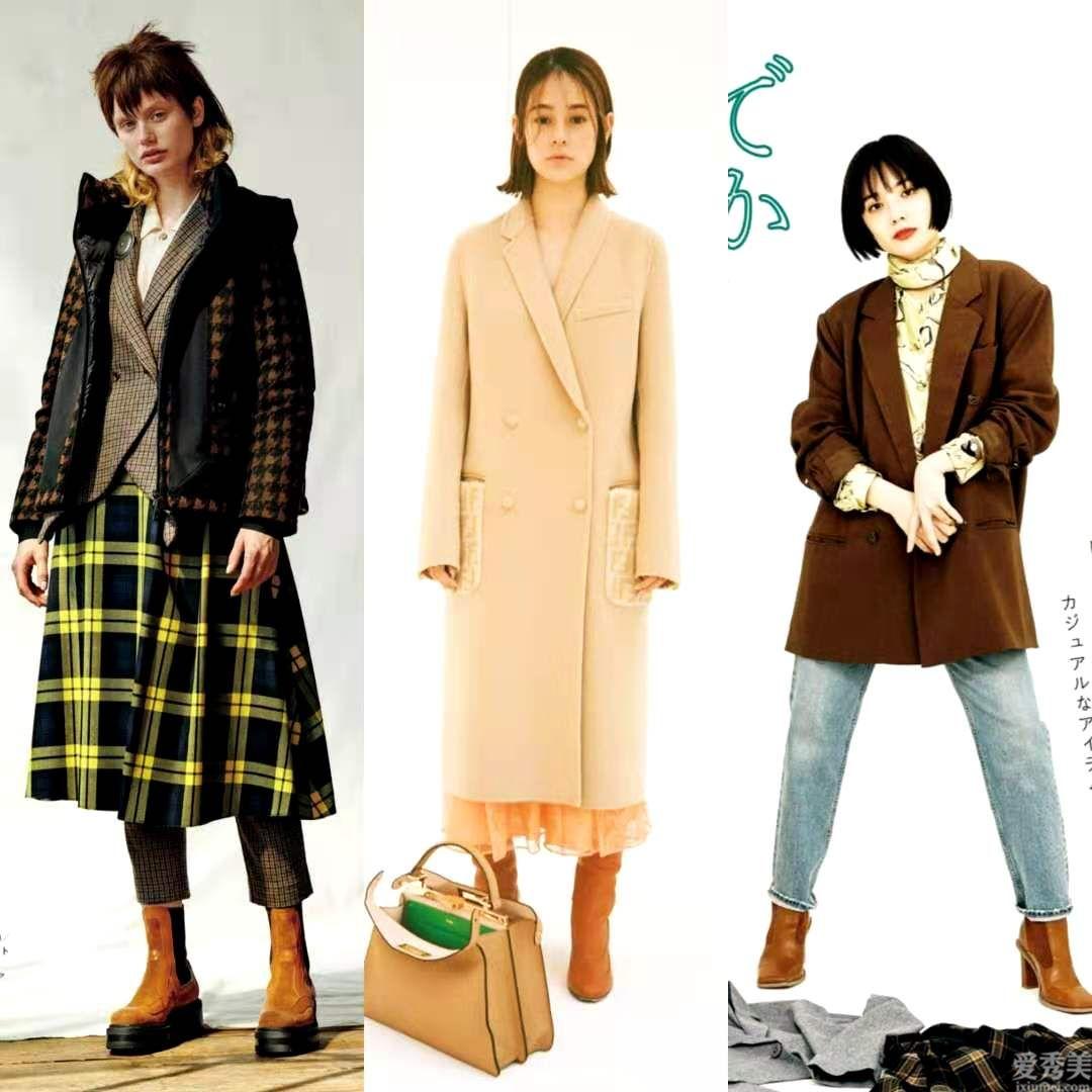 事實上冬天最好用的靴子並並不是黑色,僅僅棕色!
