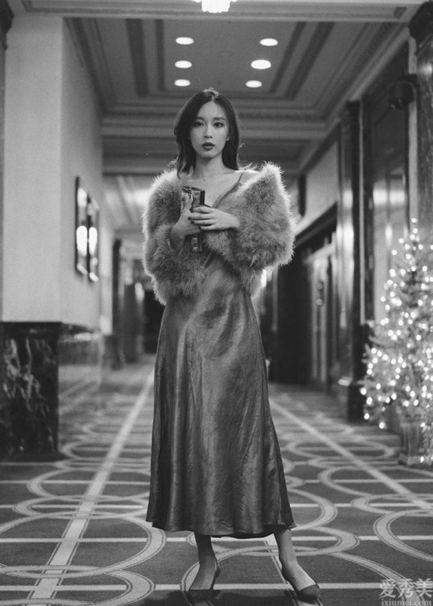 """會穿的女士才精致,這個冬天""""裙裝""""那般來配搭,氣質清雅又高級"""