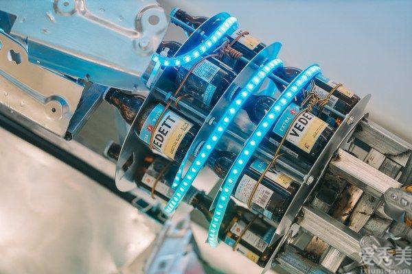比利時精釀啤酒品牌VEDETT攜手CAT 探索先鋒環保新紀元