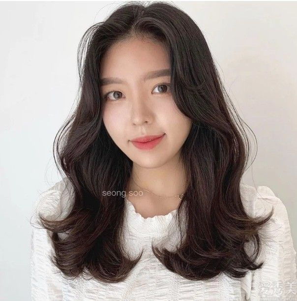 韓國時興隨性燙!4款卷度超自然現象不用有意梳理就能修飾臉型