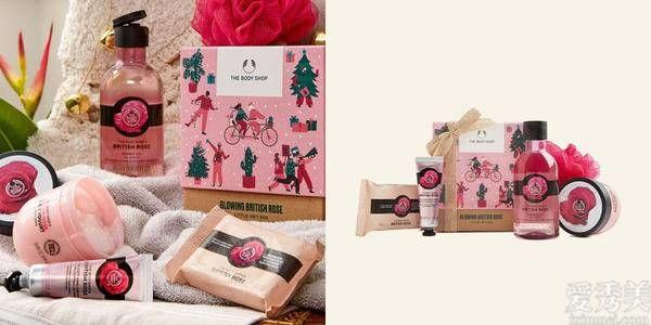 "Merry Xmas!TheBodyShop送上聖誕限量""心""品"