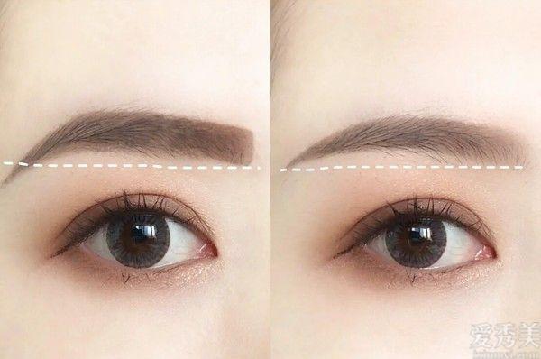眉毛一直畫不大好?快改正這3大錯誤認識眉尾太低、太長都老氣