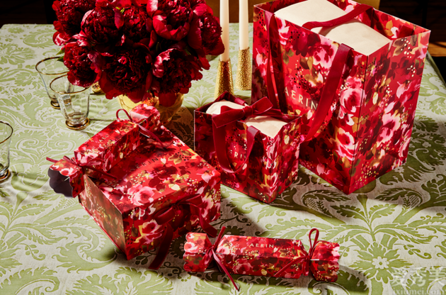 AERIN雅芮溫暖此刻 至臻禮盒邂逅你的節日光景