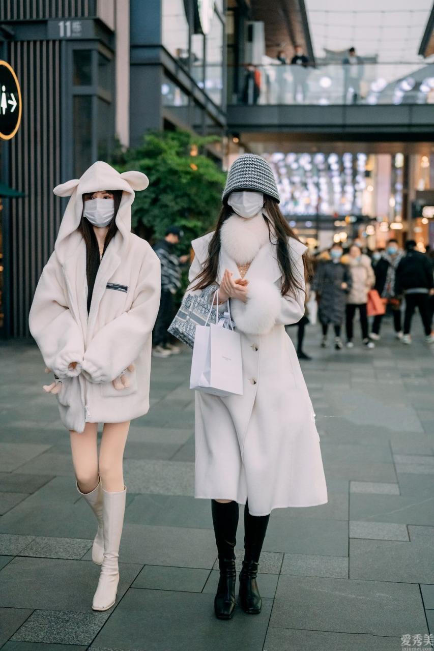 冬日街邊配搭的當心機,無可避免這類裝飾物,倘若你看瞭就喜歡瞭