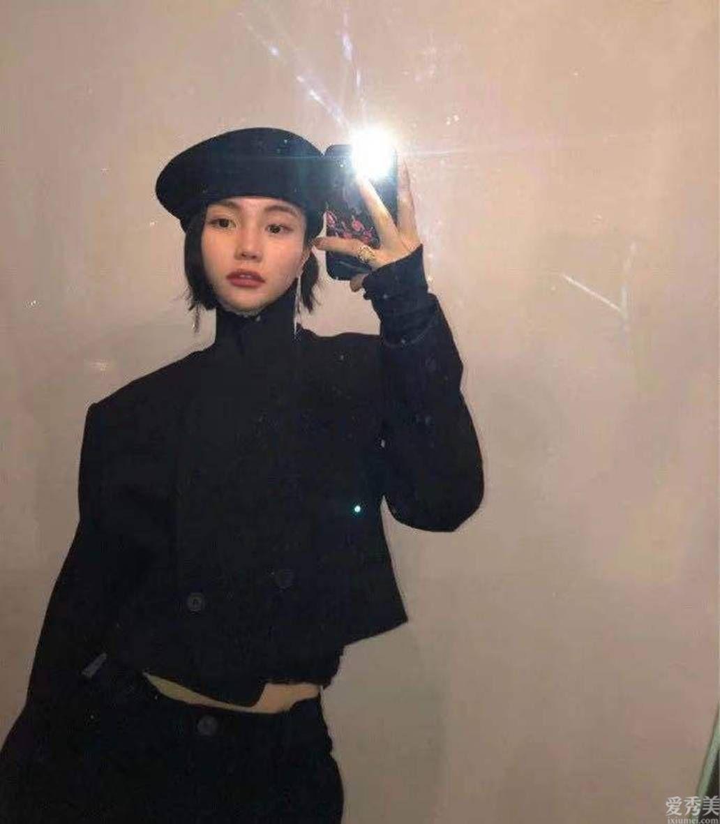 短發女孩的穿搭方式mark一下?韓風風穿搭優美又幹脆利落,超漂亮的