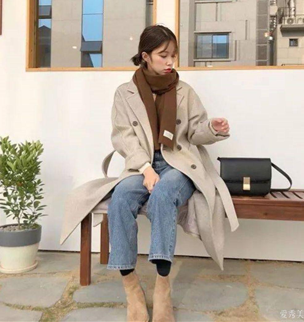 冬季穿搭既要防凍保暖也要潮流趨勢,學精那般穿衣搭配,讓你賺足引人註意率