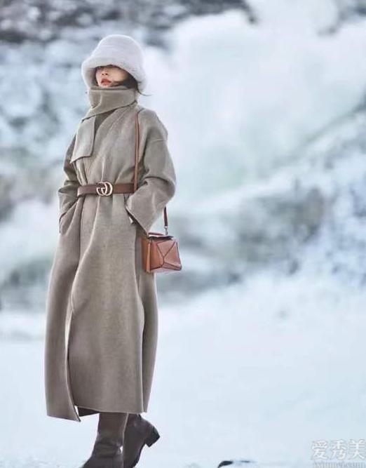 """這個冬天流行這""""3種""""穿法,五分鐘拿到出門穿衣打扮,懶人沖著穿就可以瞭"""