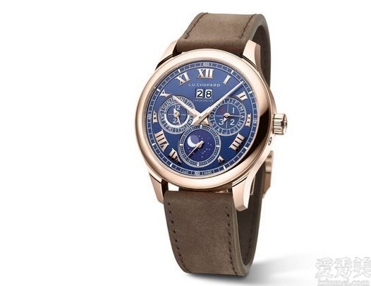 Chopard蕭邦公佈全新升級升級L.U.CLunarOne月相限制手表