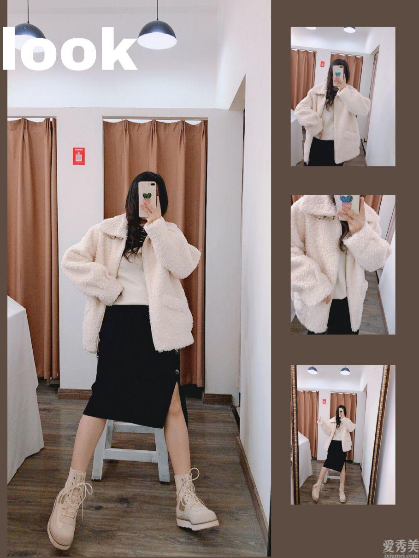 個子矮的女生冬天時尚搭配,搭出你要想的美,演譯冬日雅致與溫柔