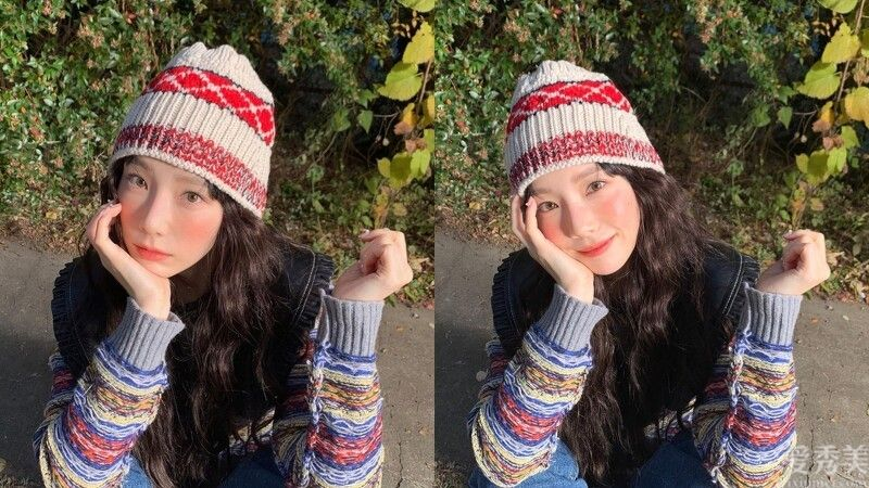 跟隨畫太妍、李聖經的顯年輕腮紅妝把握3關鍵,視覺效果馬上小五歲