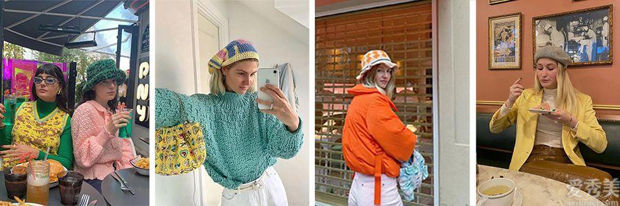 有的人戴帽子會更好看?是的!這4款發飾幫你get規范三庭
